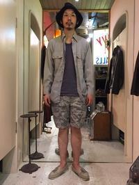 お試し下さい!!拘りのリビルドショーツ!!(大阪アメ村店) - magnets vintage clothing コダワリがある大人の為に。