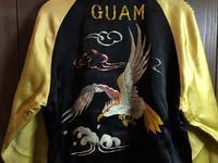 神戸店4/19(水)ヴィンテージ入荷! #6 40's Guam SouvenirJKT!10's NSCA JKT!MetalButton 41Khaki! - magnets vintage clothing コダワリがある大人の為に。