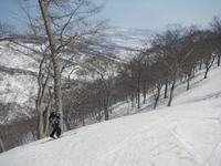 春の北信州・鍋倉山 - 山にでかける日
