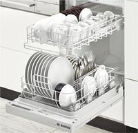 食洗機、引き出しかフロントオープンか。 - park house note*