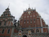 バルト三国の旅(ラトヴィア)1 - 花の自由旋律