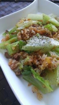 食べきりスパイスご飯&濃厚つけ麺 - 料理研究家ブログ行長万里  日本全国 美味しい話
