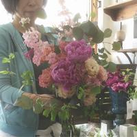 オフィスやショップに花を飾りたい!お届け&活けるのもセットでおまかせ楽ちん。 - ルーシュの花仕事