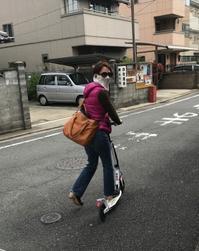 Ms.Mの最近の通勤姿 - アクエリエル京都