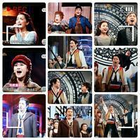 祝・NHK出演♪ミュージカル『レ・ミゼラブル』カンパニー♪ - コグマの気持ち