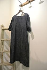 Cotton×Linen Chambray One-piece - JUILLET