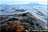 支笏湖の中も春 2 - 北海道photo一撮り旅