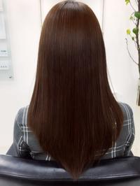 東京 髪傷まないストレートパーマ - KU-KUM 大森美容室