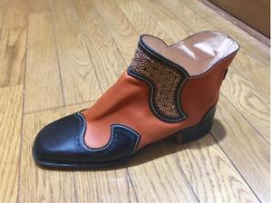 初めての靴作り♪ - 俺のホビー!!ほぼシェリダンスタイルカービング(゚д゚)(。_。)ウン!