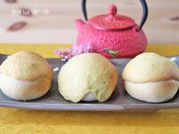 米粉メロンパン ~5月パンレッスン~ - 美味しい贈り物