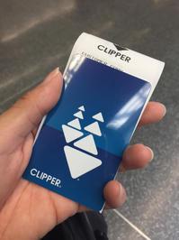 2017 SFOプチ旅〜BARTに乗ってダウンタウンまで♪便利なCLIPPER交通カード - MG Diary