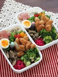 ささみフライ ✿ 豆腐ちゃんぷるー(๑¯﹃¯๑)♪ - **  mana's Kitchen **