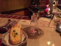 板橋「洋食と名曲とワイン アンチェル」★★★☆☆ - 紀文の居酒屋日記「明日はもう呑まん!」
