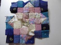 斜め縫い - ルナのキルトギャラリー