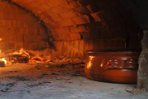 イースターの夕食 - フィレンツェ田舎生活便り2