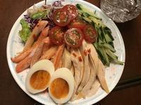 冷やし中華始めました o(^▽^)o - よく飲むオバチャン☆本日のメニュー