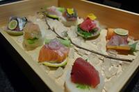 お寿司だけじゃない!使い勝手のよい海鮮居酒屋「KINKA sushi bar izakaya」@宇田川町 - LIFE IS DELICIOUS!