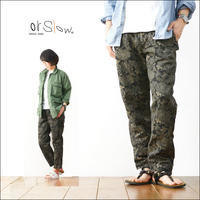 orslow[オアスロウ] UNISEX NEW YORKER JAPANESE [03-1022-P161] MEN'S/LADY'S - refalt   ...   kamp temps