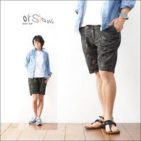 orslow[オアスロウ] UNISEX NEW YORKER SHORTS JAPANESE [03-7022-P161] MEN'S/LADY'S - refalt   ...   kamp temps