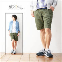 orslow[オアスロウ] UNISEX NEW YORKER SHORTS [03-7022-76] MEN'S/LADY'S - refalt   ...   kamp temps