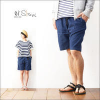 orslow[オアスロウ] UNISEX CLIBMING SHORTS DENIM [03-7024-81] MEN'S/LADY'S - refalt   ...   kamp temps