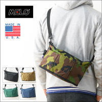 MELO [メロ] SMALL OVAL SHAPED BAG [RB11] MEN'S/LADY'S - refalt   ...   kamp temps