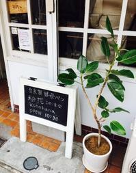 浅草で粉花 - NO PAN NO LIFE