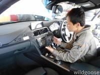 BMW アクティブハイブリッド3 修理中٩( 'ω' )و - ★豊田市の車屋さん★ワイルドグース日記