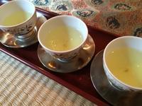 新茶の季節がやってきました - 『和の茶論(サロン)』かまくら