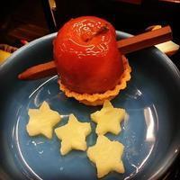 /// デザートは新作のPPAPの三段 ピコ太郎 /// - 朝野家スタッフのblog
