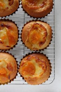 マーマレードのチーズパン - Pane e Dolce