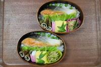 鮭のお弁当 - オヤコベントウ