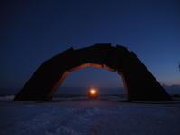 2017.01.01 ジムニー北海道の旅⑭納沙布岬で初日の出 - ジムニーとカプチーノ(A4とスカルペル)で旅に出よう