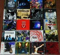 2015years bought CDs - 武内まさる