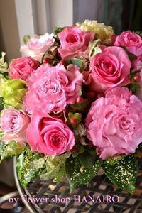茄子をとるか、玉ねぎをとるか… - 花色~あなたの好きなお花屋さんになりたい~