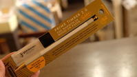 大人の鉛筆PRIME TIMBER - インキュテックブログ
