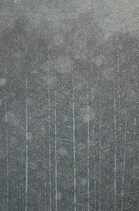 いきなり吹雪の朝 2017/03/23 07:44 - 空ヤ畑ノコトバカリ