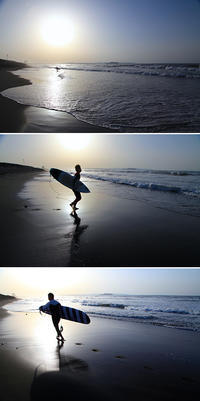 2017/04/19(WED) オンショアの波あります。 - SURF RESEARCH