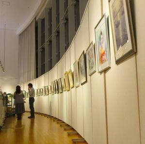 日本透明水彩会展はじまりました(本日4月19日から) - 福井良佑の水彩画  Watercolor Terrace