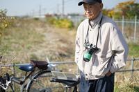 ベテラン撮鉄さん - ホンテ島 日記