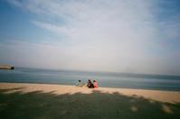 楽しい浜辺 - アワジシマイッシュウ(某島民)