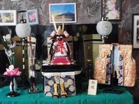 五月人形 - ケアホーム穂の香(ほのか)、ケアホームあや音(あやね)、デイサービス燈いろ(といろ)の日常