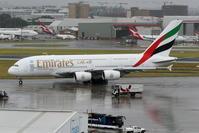 2017シドニー遠征 その29 シドニー1日目 エミレーツ航空 A380 - 南の島の飛行機日記
