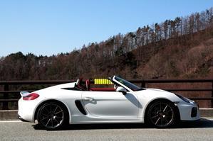 981 Spyder ride ..... - PORSCHE  Boxster Spyder and Cayman GT4