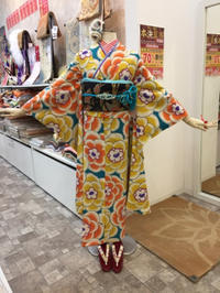 スーパーバリュープレミアム振袖セット!全身セットで16万円!!! - Tokyo135° sannomiya