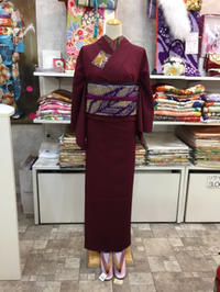 そろそろ単衣の準備も。 - Tokyo135° sannomiya