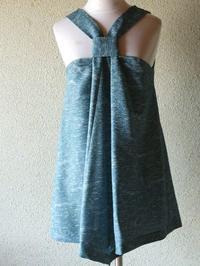 羽織でチュニック <すゑさんの着物リメイク…その48> - ぎゃらりぃ 日月
