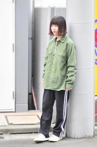 adidasジャージパンツを使って着回し!part2 - 仙台古着屋shack-a-luck (シャカラック)