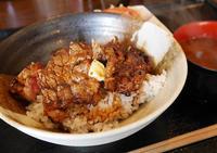 ビフテキ丼 - COSMIC WAVE