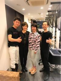 中国からのお客様(从中国重要的顾客)/pamsの後のおすすめスポット - ~美容師Manabeeのハッピーパーマネントブログ~